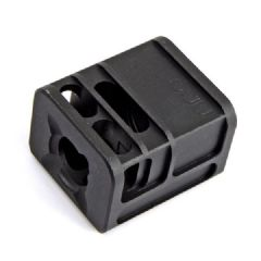 5KU (GB-454bk) 14mm- (CCW) SPARC-M Comp Compensator for G-Series - Black